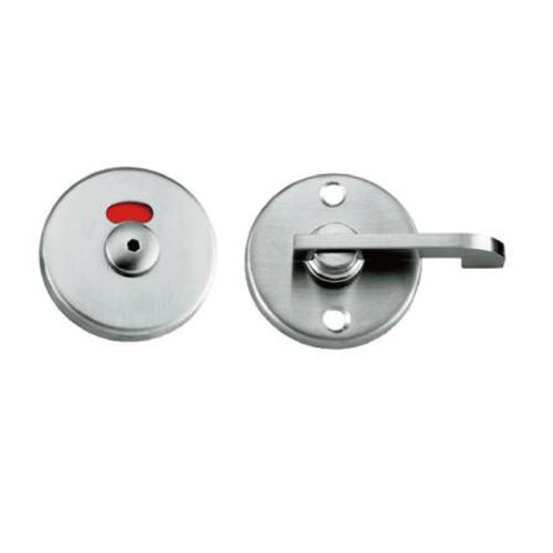 Stainless Steel Bathroom Indicator/Toilet Lock TT-008