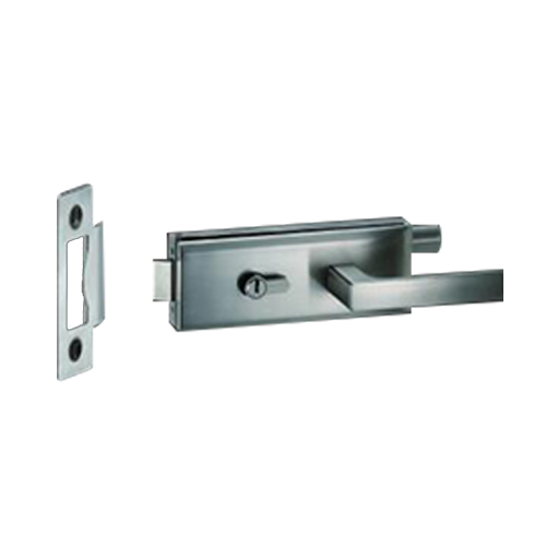 Stainless Steel Glass Door Lock GL-001-ZA