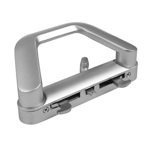 Aluminum Sliding Door and Window D Shaped Lock Handle STG31