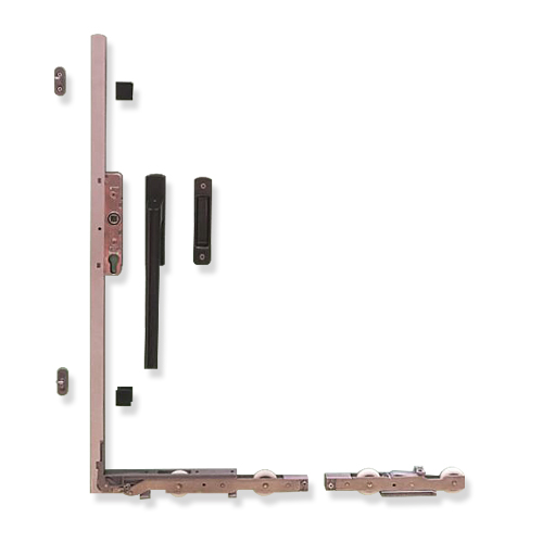 Aluminum	 Lift-slide Door System TSM02